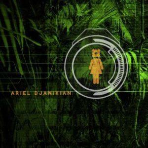 Author website design for Ariel Djanikian by Adrian Kinloch