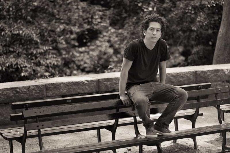 Author Portrait for Daniel Alarcón