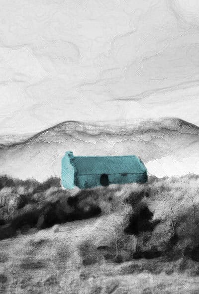 Leaving Home - Illustration for Colum McCann by Adrian Kinloch